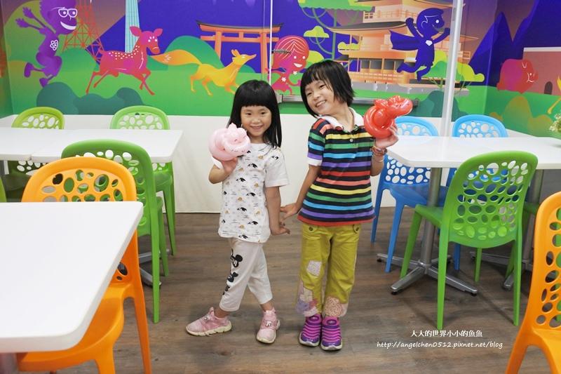 跳跳蛙親子運動餐廳