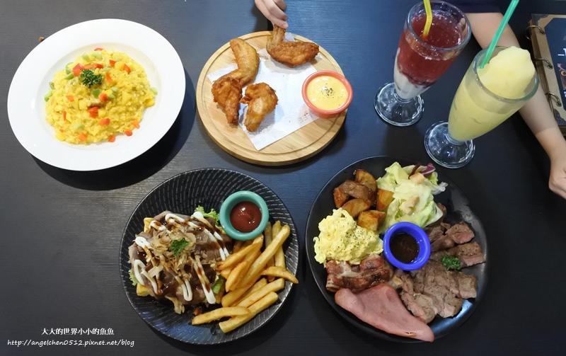 晴光商圈早午餐美式餐廳 聚餐 奇點+早午餐  雙城街美食13