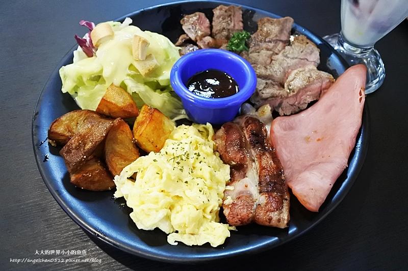 晴光商圈早午餐美式餐廳 聚餐 奇點+早午餐  雙城街美食14