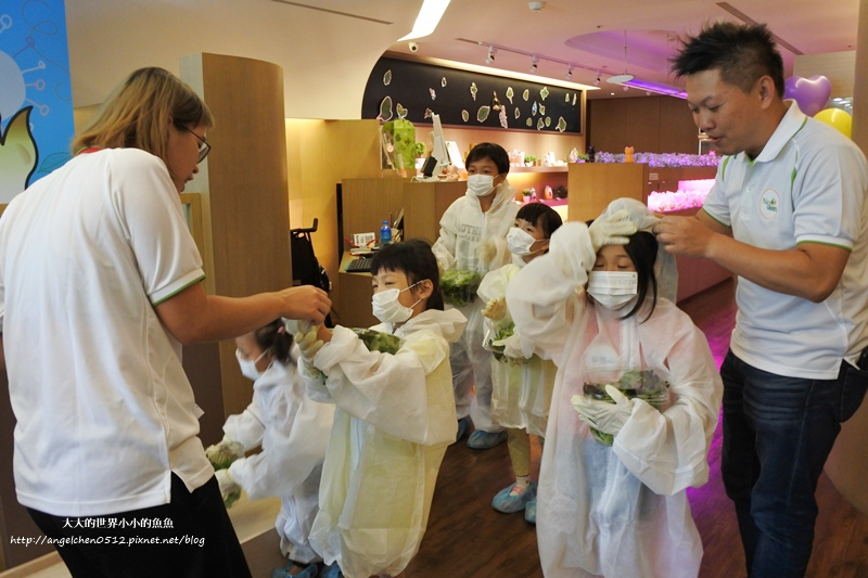 NICE GREEn 美蔬菜廚房 小小科技農夫  親子體驗營22