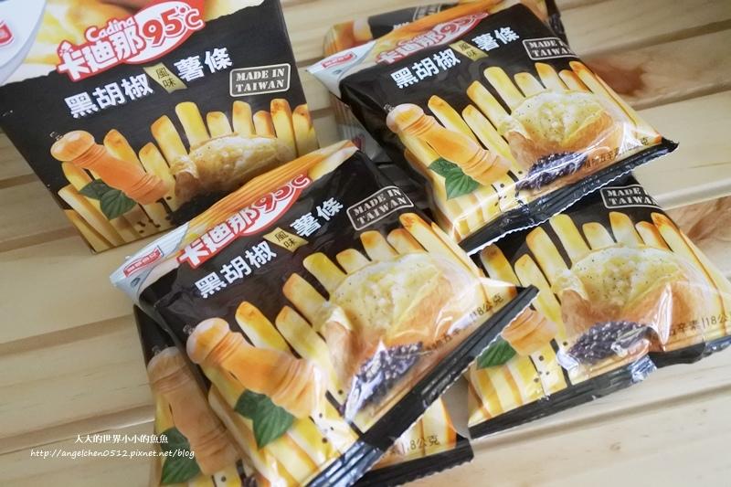 聯華食品薯條松露風味黑胡椒風味6