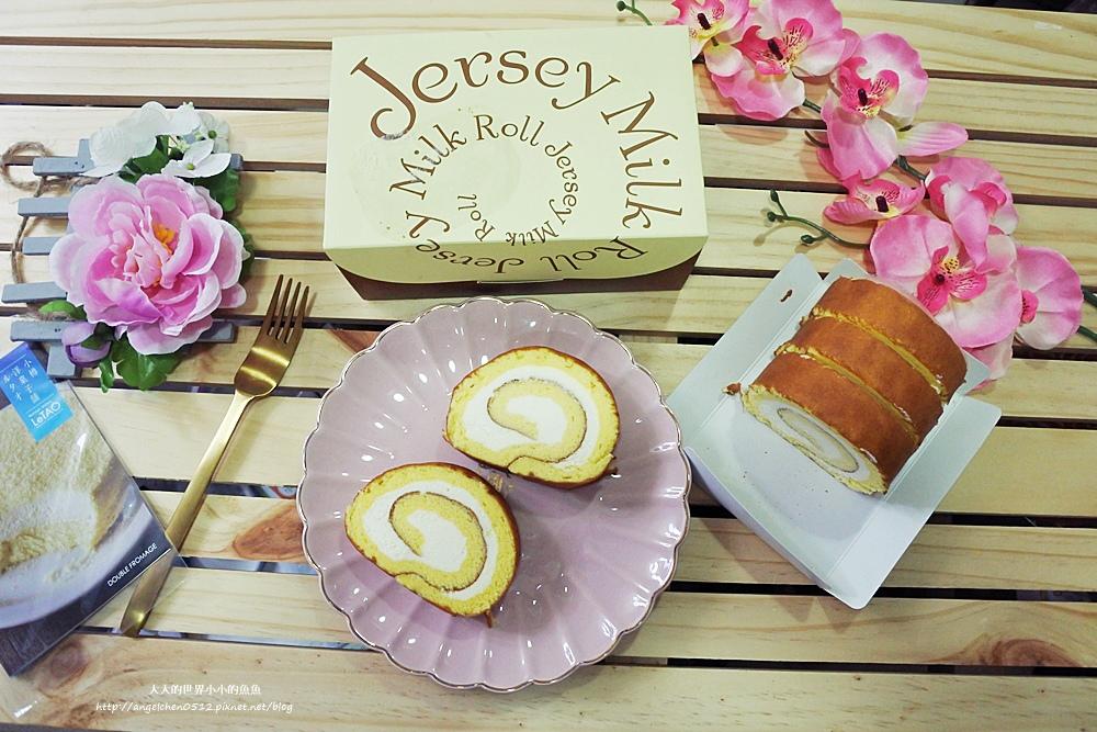 LeTAO巧克力雙層乳酪蛋糕 北海道澤西牛乳生乳捲5