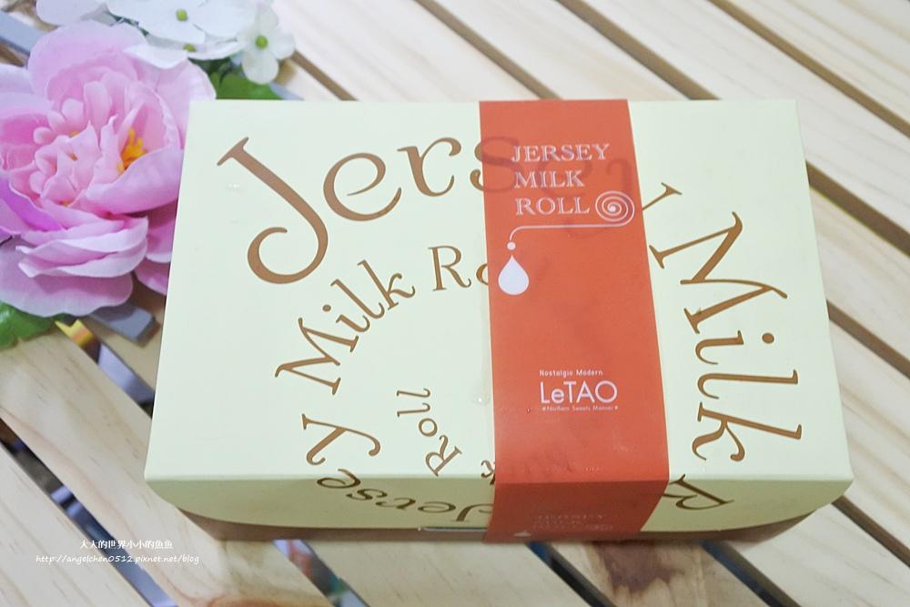 LeTAO巧克力雙層乳酪蛋糕 北海道澤西牛乳生乳捲3