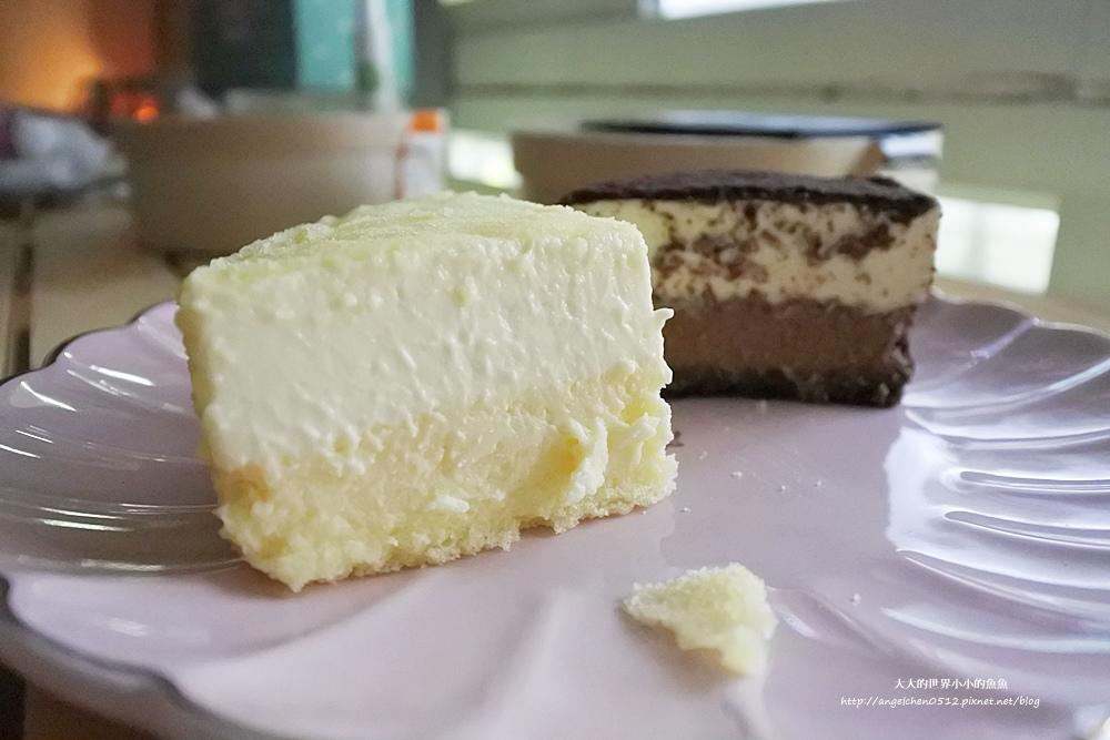 LeTAO巧克力雙層乳酪蛋糕 北海道澤西牛乳生乳捲8