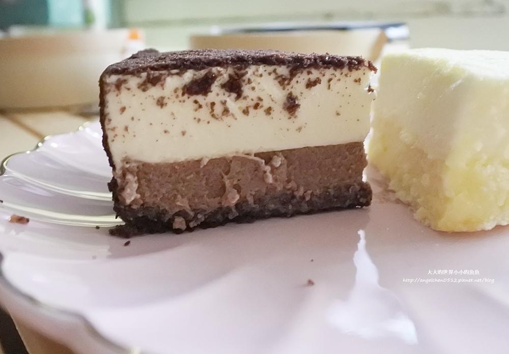 LeTAO巧克力雙層乳酪蛋糕 北海道澤西牛乳生乳捲12