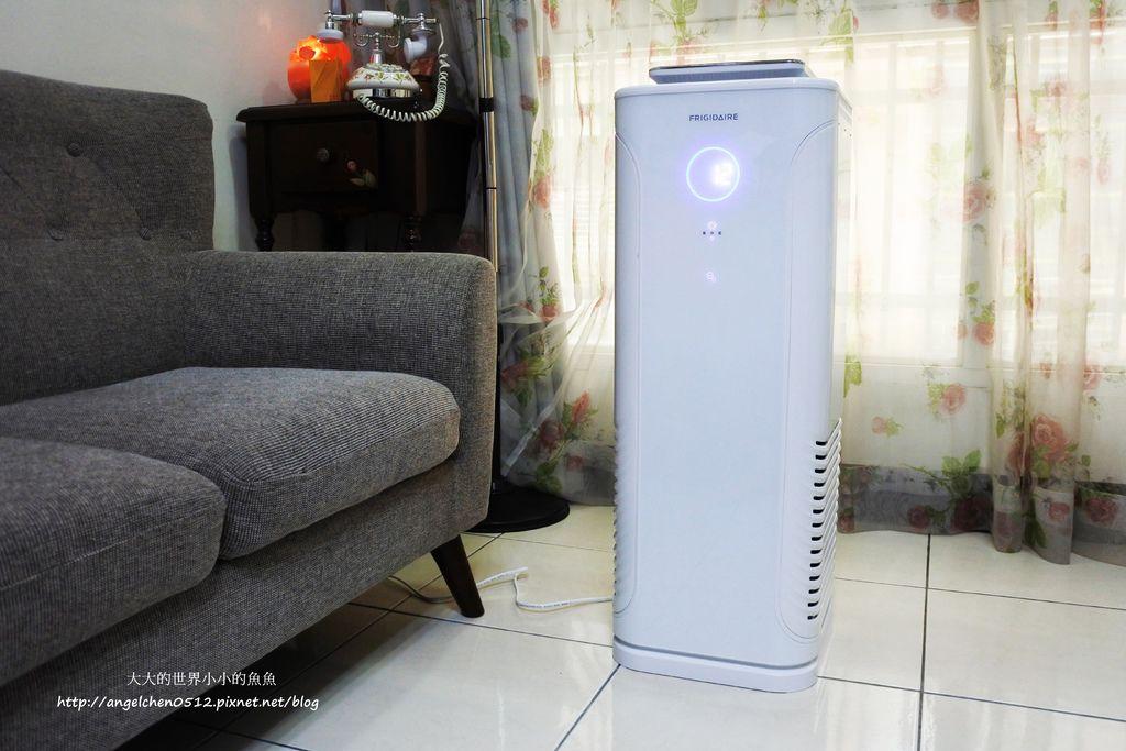 FRIGIDAIRE智慧型空氣清淨機  極簡風空氣清淨機 抗空污 voguetaiwan VOGUE快閃電