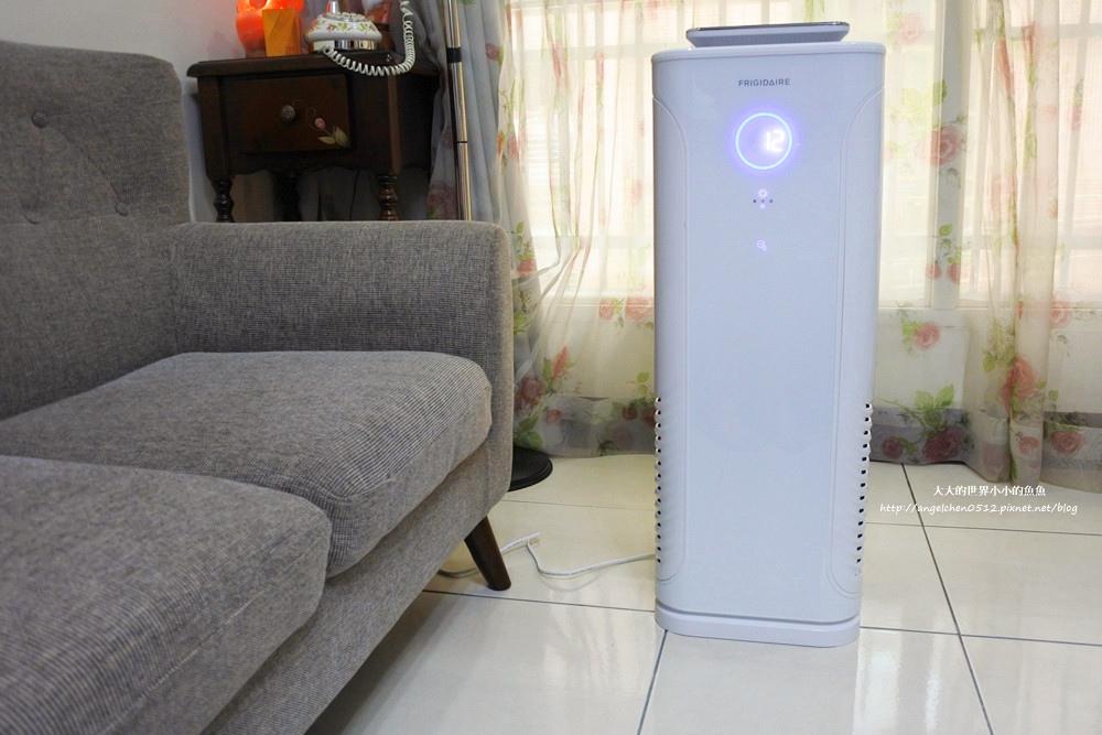 FRIGIDAIRE智慧型空氣清淨機  極簡風空氣清淨機 抗空污 voguetaiwan VOGUE快閃電13