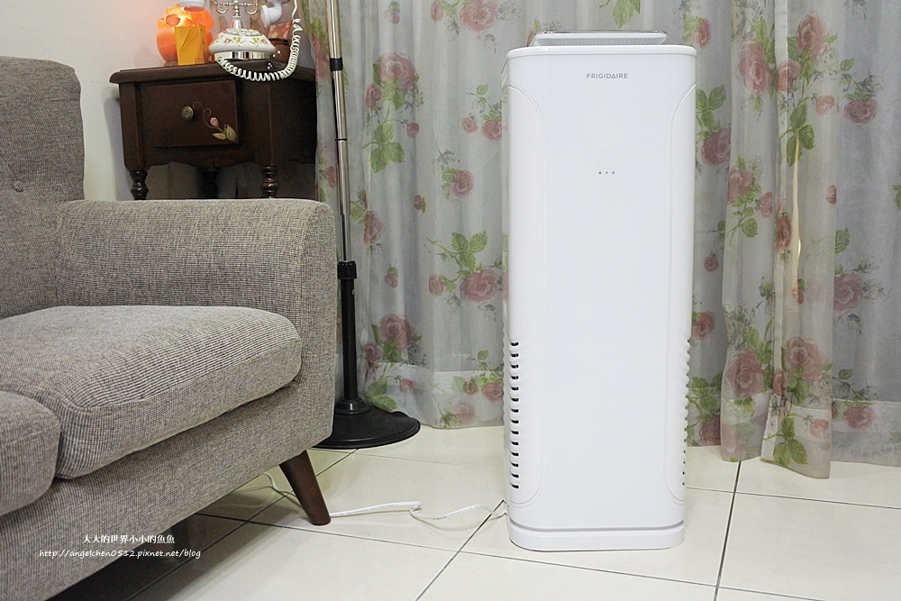 FRIGIDAIRE智慧型空氣清淨機  極簡風空氣清淨機 抗空污 voguetaiwan VOGUE快閃電18JPG