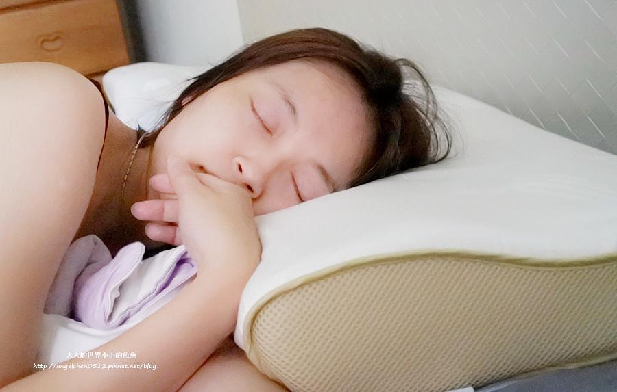 德瑞克名床 親水涼感記憶枕2