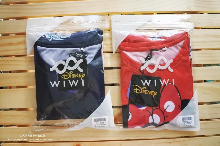 WIWI防曬排汗涼感T  迪士尼正版授權 木糖醇涼感3