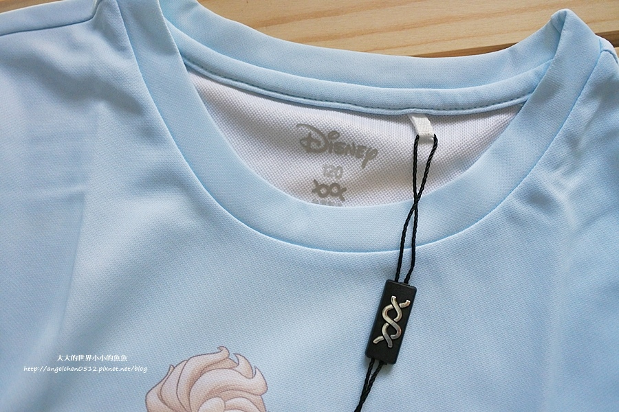 WIWI防曬排汗涼感T  迪士尼正版授權 木糖醇涼感5