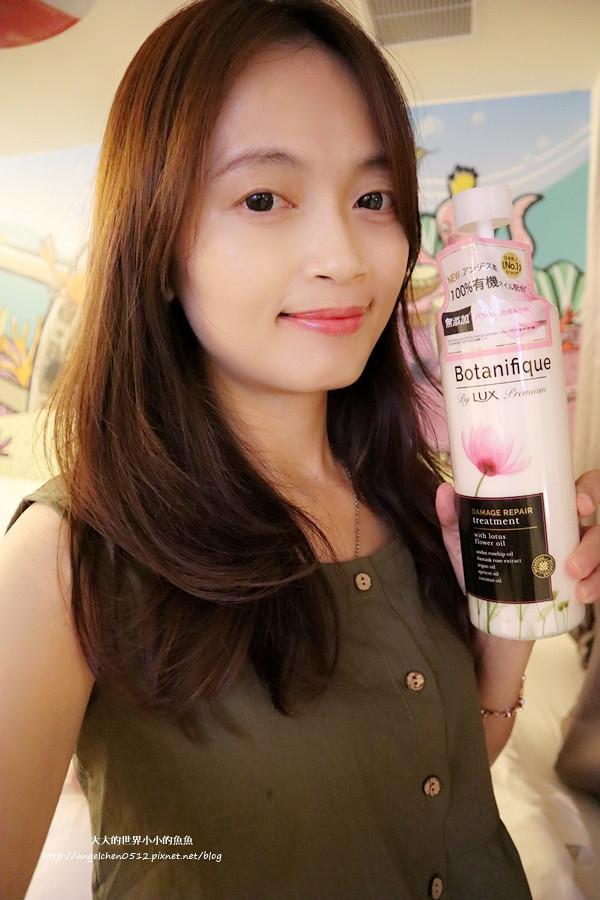 LUX Botanifique  麗仕瑰植卉 玫瑰果油洗髮4