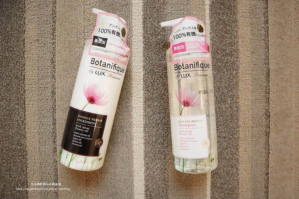 LUX Botanifique  麗仕瑰植卉 玫瑰果油洗髮1