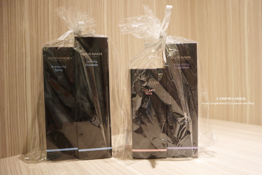 GOODMAKER 髮品沁涼鎮靜水潤洗護髮系列1