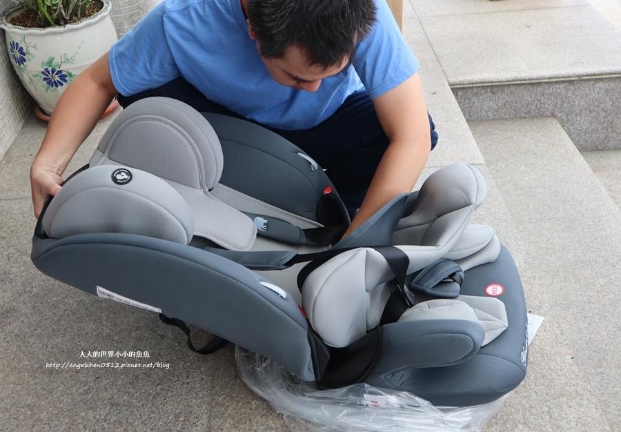 YODA優的寶貝 成長型兒童安全座椅6