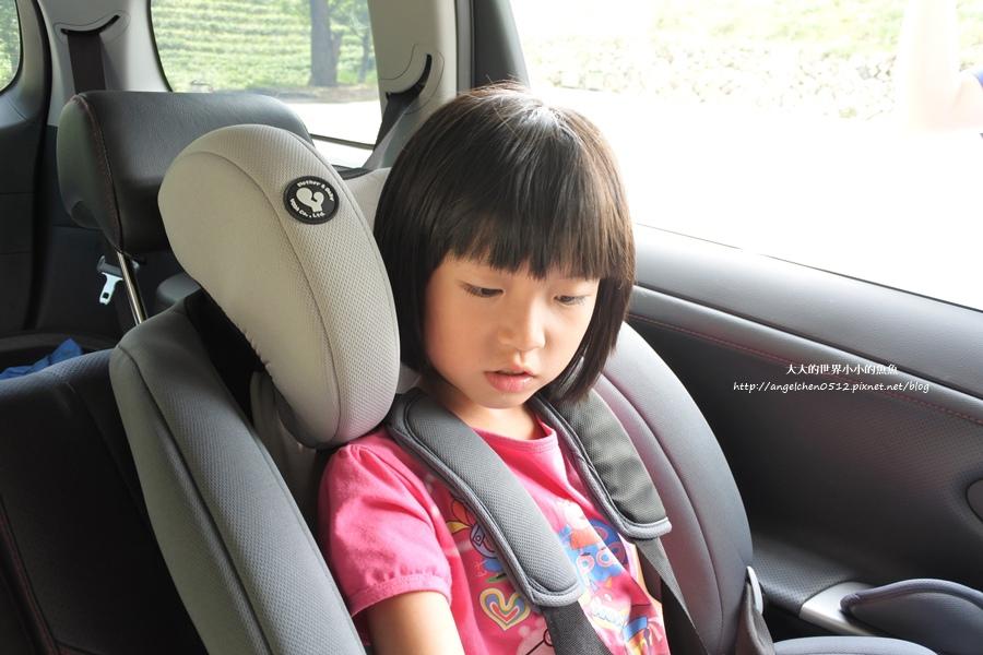 YODA優的寶貝 成長型兒童安全座椅15