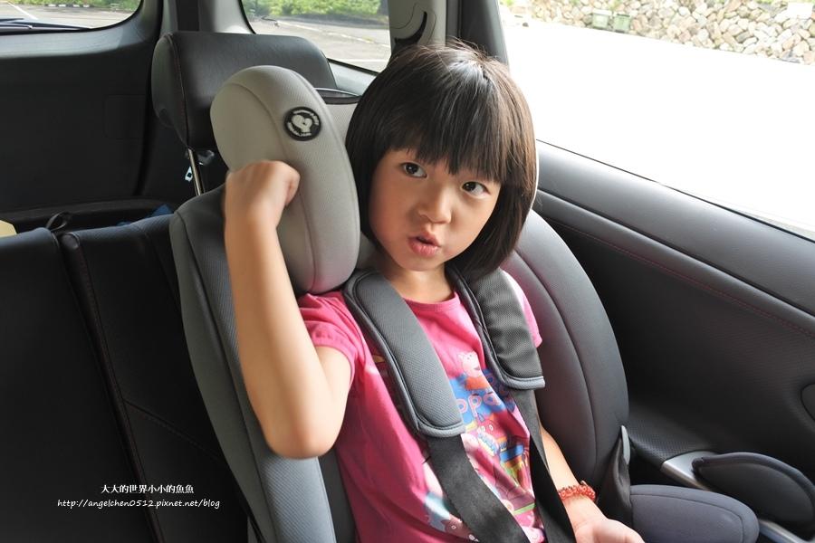 YODA優的寶貝 成長型兒童安全座椅18
