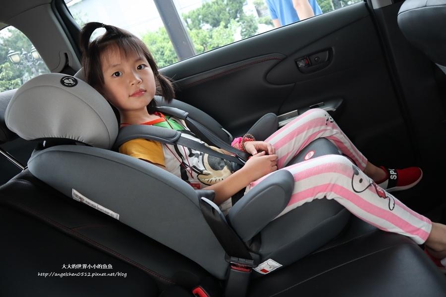 YODA優的寶貝 成長型兒童安全座椅1