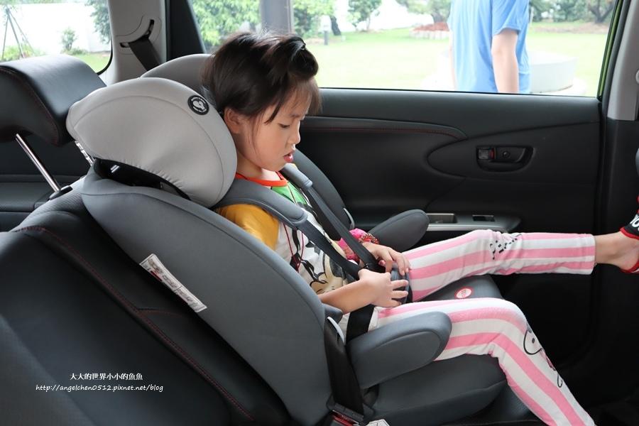 YODA優的寶貝 成長型兒童安全座椅3