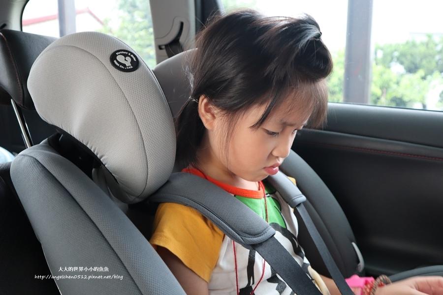 YODA優的寶貝 成長型兒童安全座椅4