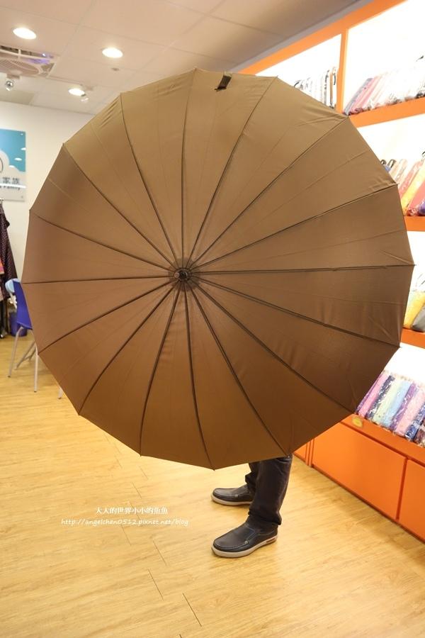 板橋雨傘 紳士傘 健行傘 雨傘家族 健行傘 父親節送禮  長輩送禮24