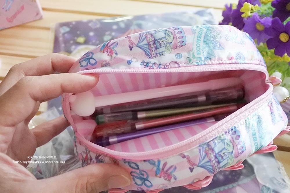 ECONECO夢幻化妝包、療癒系文具小物13
