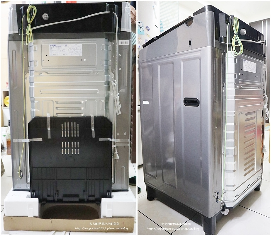 TOSHIBA變頻洗衣機 變頻奈米泡泡洗衣機  奈米深層淨化  TOSHIBA6