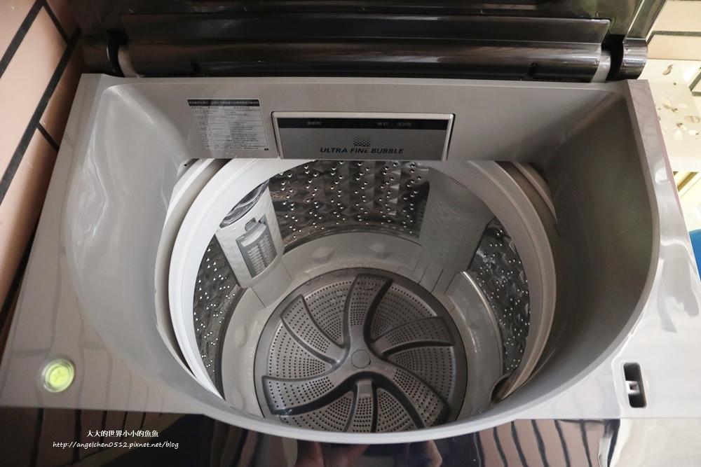 TOSHIBA變頻洗衣機 變頻奈米泡泡洗衣機  奈米深層淨化  TOSHIBA12