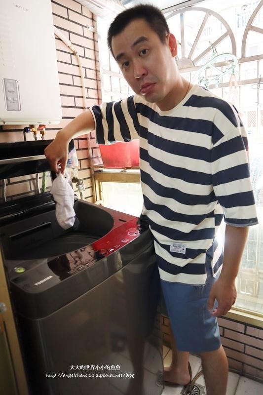 TOSHIBA變頻洗衣機 變頻奈米泡泡洗衣機  奈米深層淨化  TOSHIBA27