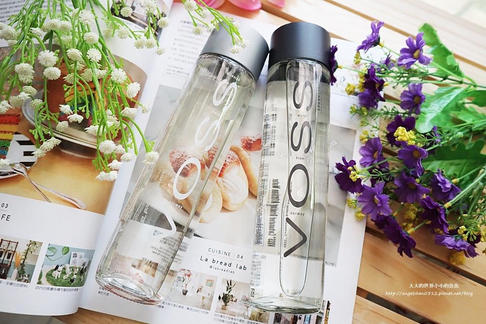 食好覓 亞洲獨賣 VOSS芙絲挪威礦泉水 氣泡水 瓶裝水界的愛馬仕 挪威礦泉水1