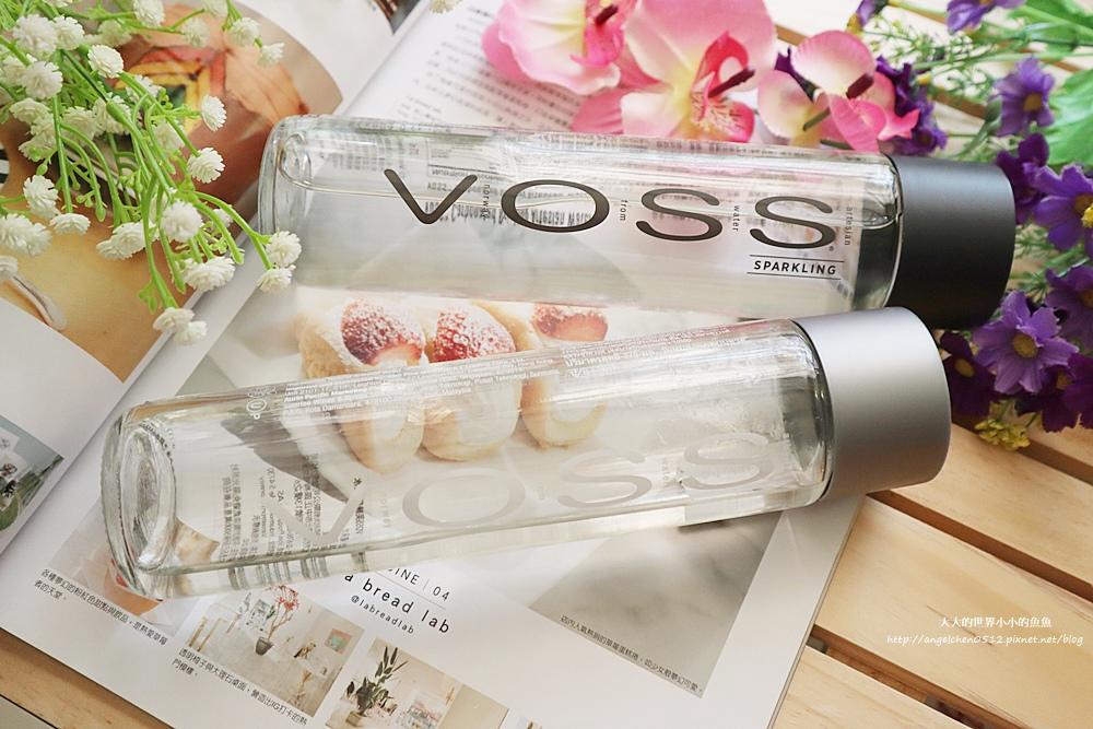 食好覓 亞洲獨賣 VOSS芙絲挪威礦泉水 氣泡水 瓶裝水界的愛馬仕 挪威礦泉水4
