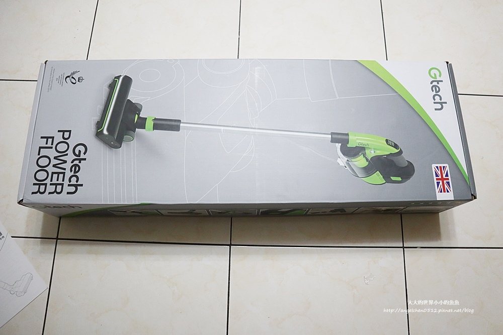 英國 Gtech 小綠Multi Power Floor 多功能無線吸塵器1