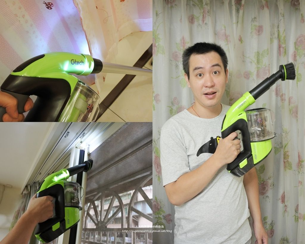 英國 Gtech 小綠Multi Power Floor 多功能無線吸塵器
