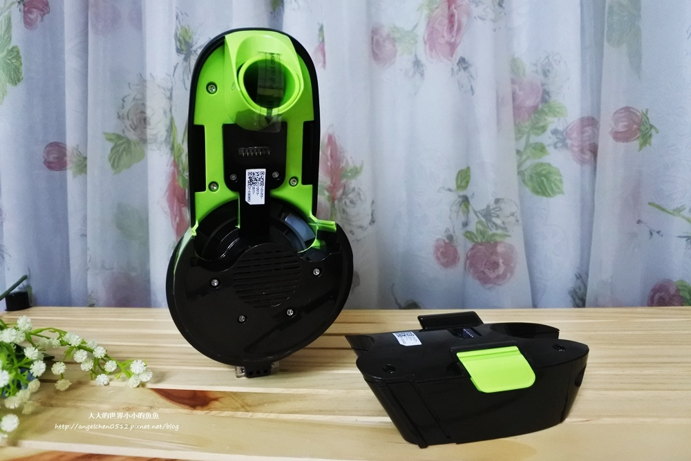 英國 Gtech 小綠Multi Power Floor 多功能無線吸塵器13
