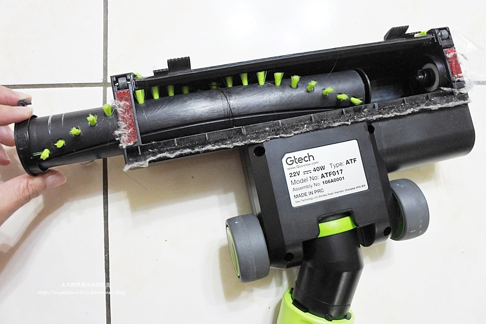 英國 Gtech 小綠Multi Power Floor 多功能無線吸塵器21