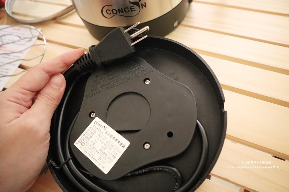 小家電 Concern 康生 美食達人 不鏽鋼快煮美食鍋4