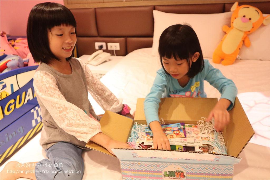 LWYL愛你所愛—女孩禮盒組 植萃液體皂之兒童洗髮沐浴露3