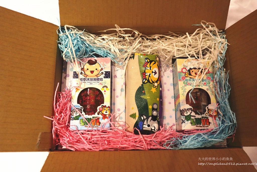 LWYL愛你所愛—女孩禮盒組 植萃液體皂之兒童洗髮沐浴露4