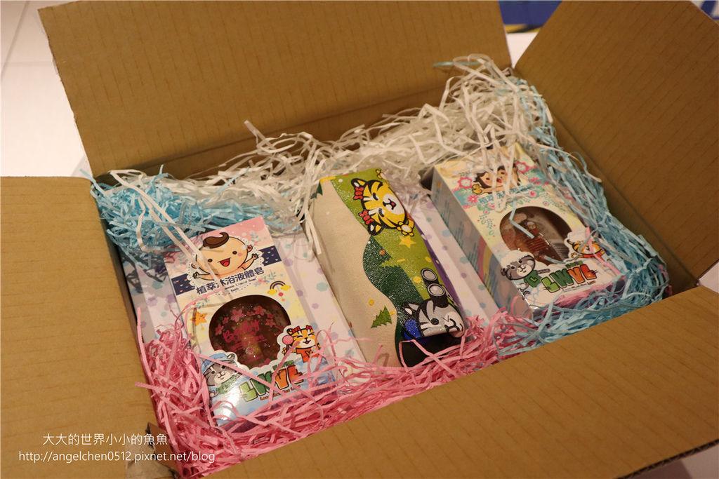 LWYL愛你所愛—女孩禮盒組 植萃液體皂之兒童洗髮沐浴露6