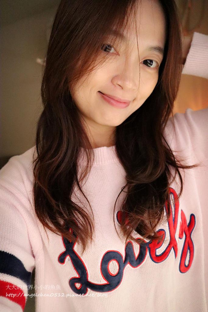 日本女孩都愛用~la sana 潤紗娜 海藻精萃護髮露 2