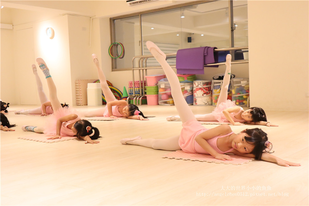 舞動世界 板橋校 兒童芭蕾 成果發表會73