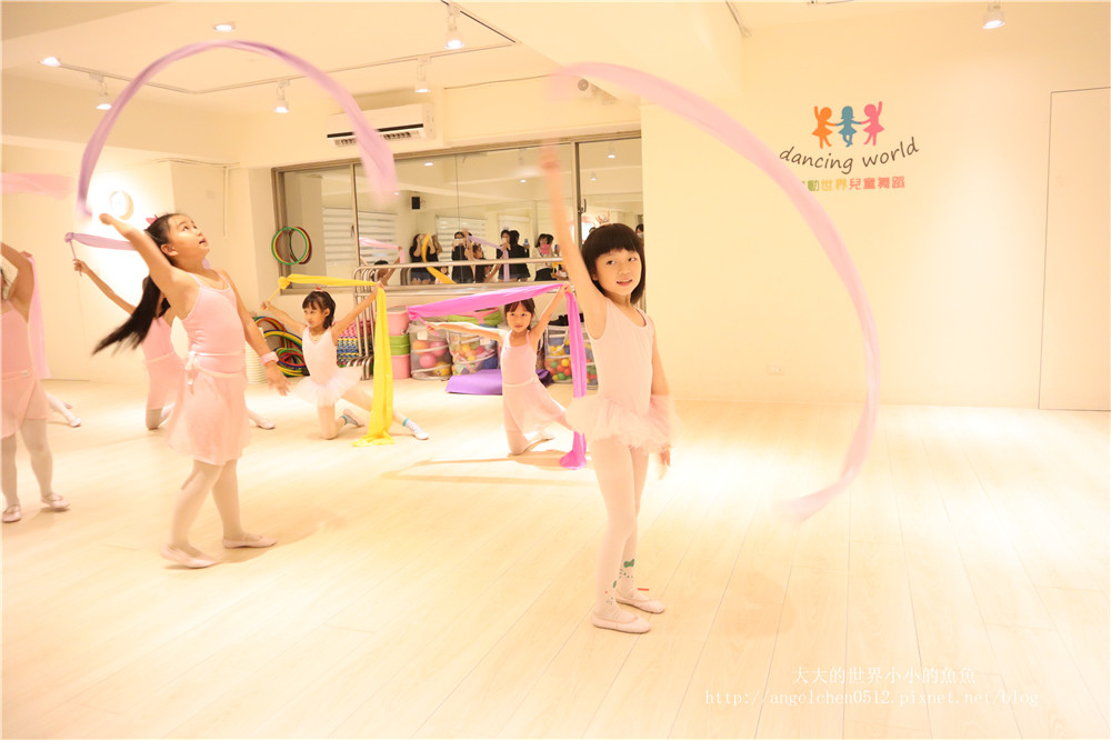 舞動世界 板橋校 兒童芭蕾 成果發表會162