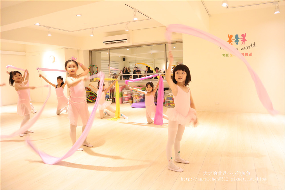 舞動世界 板橋校 兒童芭蕾 成果發表會169