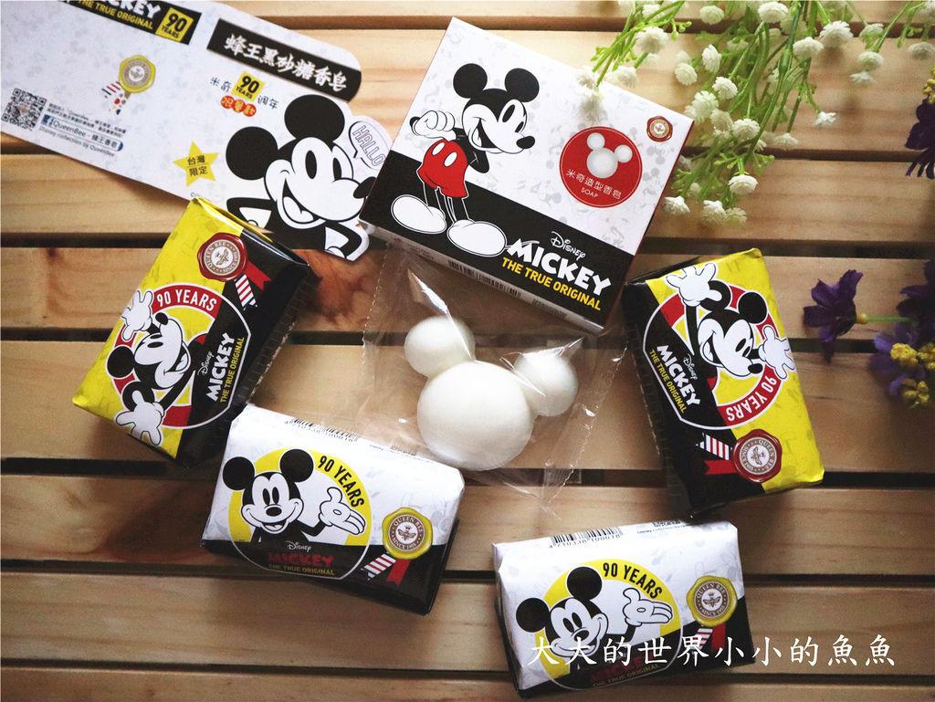 迪士尼禮盒已上市!QueenBee - 蜂王香皂12