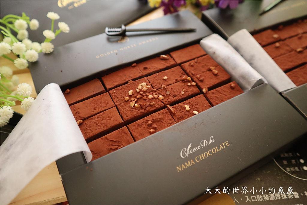 台南起士公爵 第55屆金馬指定甜點 流金花生巧克力15
