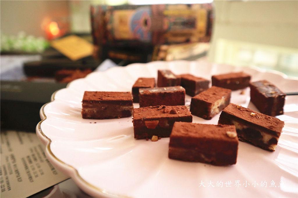 台南起士公爵 第55屆金馬指定甜點  流金花生巧克力21