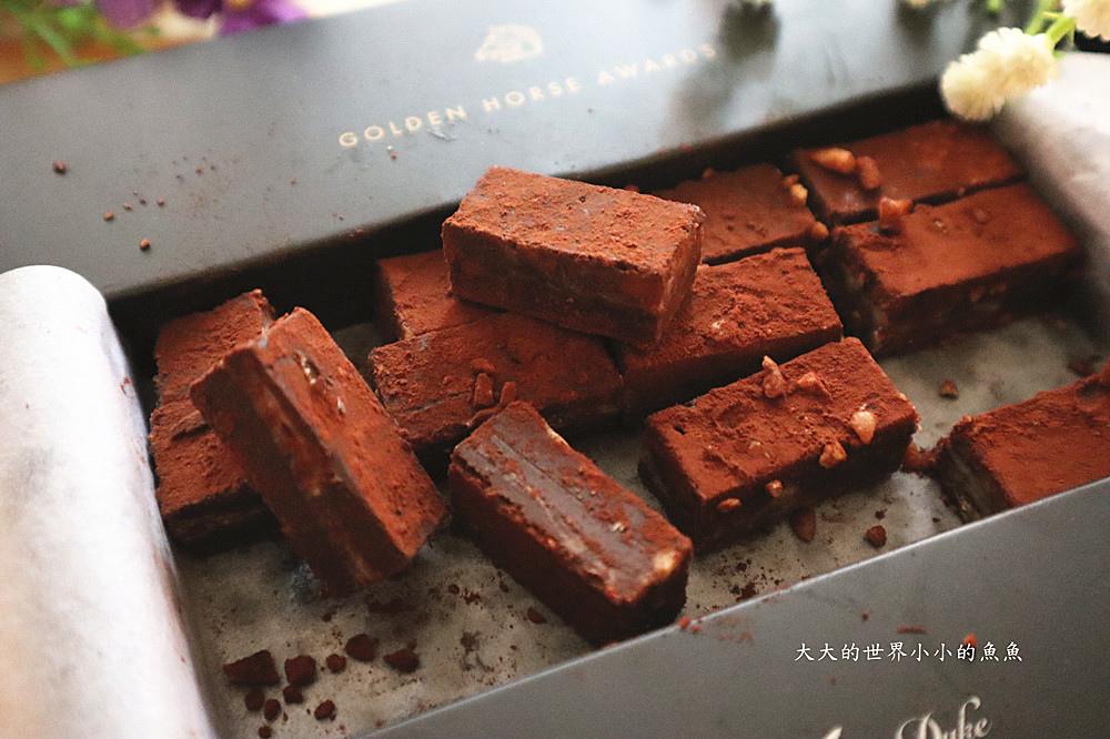 台南起士公爵 第55屆金馬指定甜點  流金花生巧克力 30