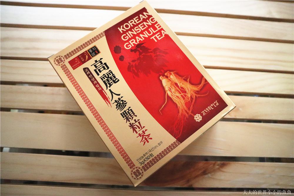 PECOPECO日本零食   高麗人蔘茶  03