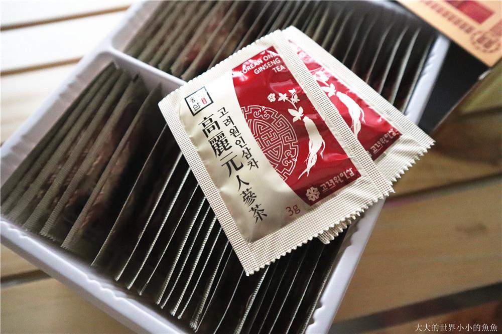 PECOPECO日本零食   高麗人蔘茶  06