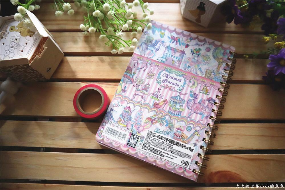 ECONECO繪子貓療癒商品組合 夢幻雜貨組36